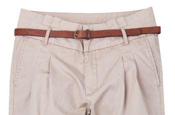 Spodnie damskie Reserved z kolekcji jesie�/zima 2011/2012