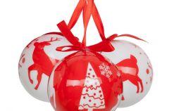 Bombki i ozdoby choinkowe Zara Home - Bo�e Narodzenie 2012