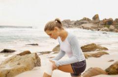 Kontuzje w treningu fitness