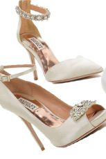Buty �lubne Badgley Mischka