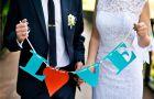 Modne dekoracje �lubne - trendy 2015