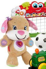 Zabawki interaktywne - pomys� na prezent