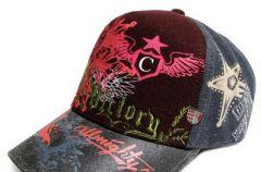 Kolekcja czapek Cassel Goorin 1333 Minna graffiti