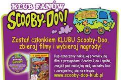 Wystartowa� Klub Scooby-Doo!
