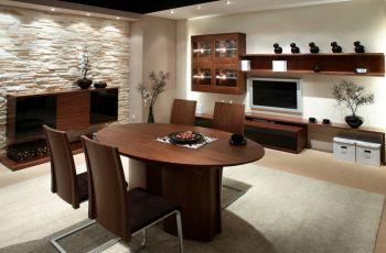 Nastr�j si� na kolor...w domowym wn�trzu - stylizacja salonu