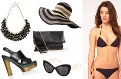Pla�owe stylizacje na lato 2012!