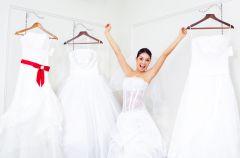 Suknia �lubna - kupi� czy wypo�yczy�?