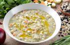 B�yskawiczna zupa fasolowa