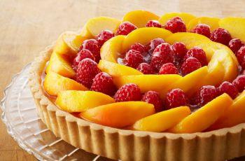 Kuchnia na s�odko - Jesienne tarty z owocami