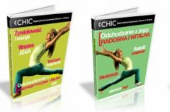 Cardio wyszczuplaj�ce i fitness odchudzaj�cy z jog� - nowe tytu�y serii CHIC