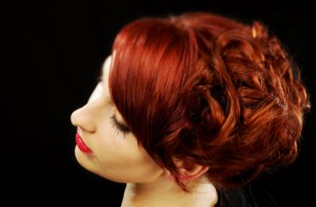 Dynamiczna fryzura