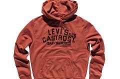 Bluzy i swetry m�skie Levis, sezon wiosna/lato 2012