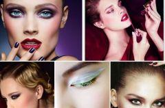 Najmodniejsze makija�e na jesie� 2012