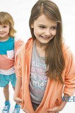 Kolekcja 4F dla dzieci wiosna-lato 2014