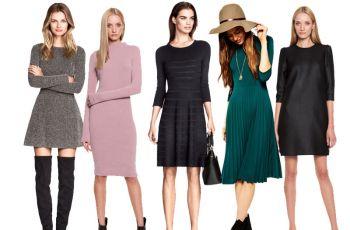 Sukienki na jesie�