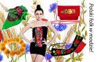 Moda na folk - 4 pomys�y na stylizacje