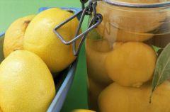 Kiszone cytryny prosto z Maroka