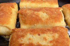 Krokiety z pieczarkami i z serem