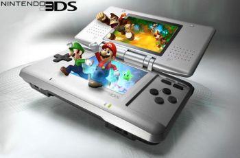 Nintendo 3DS – tr�jwymiarowa konsola przeno�na - gra