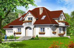 Najmodniejsze w tym sezonie kolory elewacji domu jednorodzinnego
