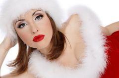 �wi�teczny makija� - Wygl�daj pi�knie na Gwiazdk�