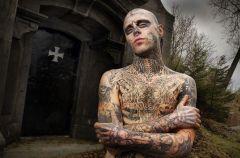 Zombie boy - nowa maskotka �wiata mody?