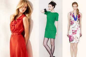 Sukienki i sp�dnice z kolekcji wiosna-lato 2012 - Quiosque