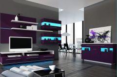Salon w stylu nowoczesnym - ciekawe aran�acje od Wajnert