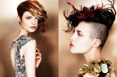 Trendy we fryzjerstwie: Superkolor