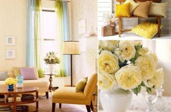 10 wiosennych aran�acji mieszkania