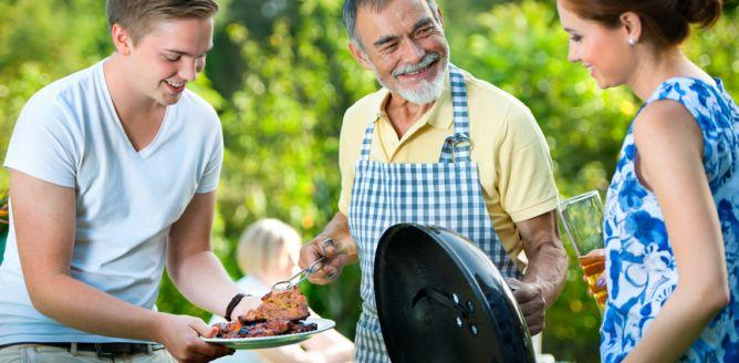Jak szybko wyczy�ci� grill?