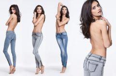 Jeansy w nowoczesnej ods�onie