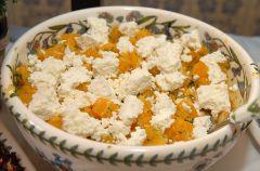Sa�atka owocowa z pomara�czami