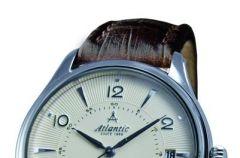 Klasyczne i tradycyjne m�skie zegarki Atlantic 2010