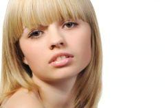 Jaka fryzura do owalnej i szczup�ej twarzy?
