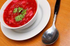 Zupa buraczana