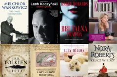 Listopadowe nowo�ci wydawnictwa Pr�szy�ski i S-ka