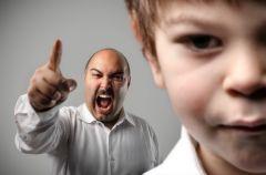 S�owa, kt�re rani�... - par� s��w o przemocy werbalnej wobec dzieci