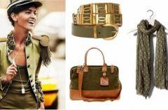 Styl militarny - wci�� modny!