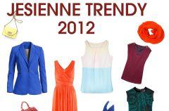 Najmodniejsze kolory - jesie� 2012!