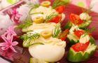 Zdrowe sosy i farsze do wielkanocnych jaj