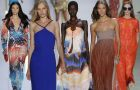 Stylizacja - Sukienka maksi - dla jakiej sylwetki?
