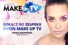 Zdob�d� prac� marze�, zosta� redaktork� AVON MakeUp TV!