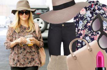 Reese Whiterspoon - stylizacja na co dzie�
