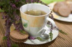 Herbaciany cykl - bia�a herbata