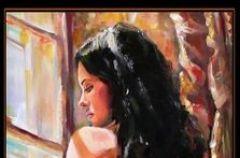 Kolekcja obraz�w kobiet Damiana Ko�aczkiewicza