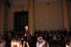 Pokaz mody Paprocki&Brzozowski wiosna/lato 2009