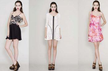 Blak Luxe kolekcja na 2011 rok - kolekcja ubra�