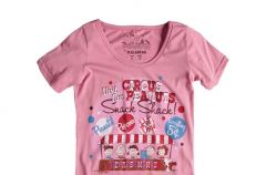 T-shirty i topy Pull and Bear na wiosn� i lato 2011