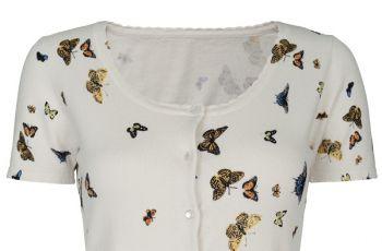 Bluzeczki i sweterki dla kobiet od Top Secret na jesie� 2012